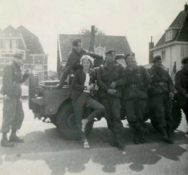 Rondje Afsluitdijk 1961