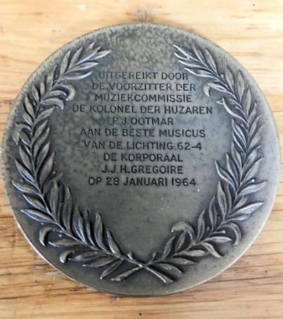 2. Medaille B