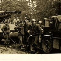 11e ZVE oefening Sennelager 1968