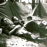 Bivak 11e ZVE 1968
