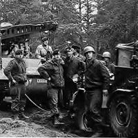 11e ZVE 1968 -Sennelager oefening