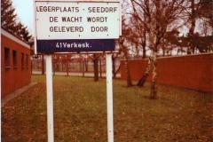 Wacht Lp Seedorf 1978