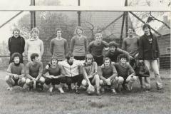 41 ZVE tweede peloton dagje uit voetballen Seedorf 1979