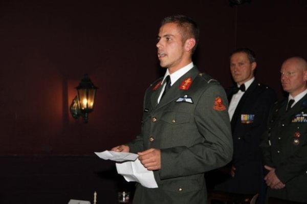 Diner de Corps oofn 2011 12