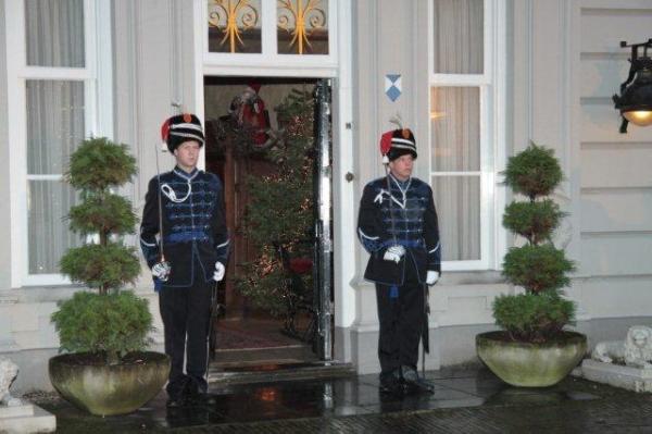 Kerstdiner 42BVE 2011 03