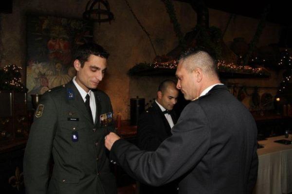 Kerstdiner 42BVE 2011 10