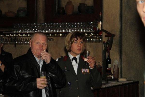 Kerstdiner 42BVE 2011 18