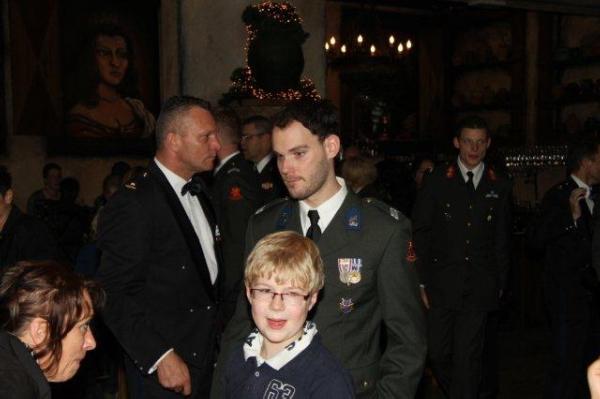 Kerstdiner 42BVE 2011 38