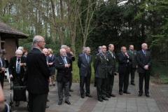 Dodenherdenking Cavalerie 03-05-2013 1
