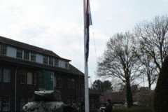 Dodenherdenking Cavalerie 03-05-2013 10