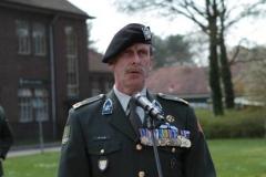 Dodenherdenking Cavalerie 03-05-2013 11