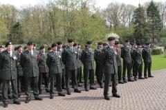 Dodenherdenking Cavalerie 03-05-2013 12