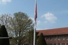 Dodenherdenking Cavalerie 03-05-2013 15