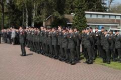 Dodenherdenking Cavalerie 03-05-2013 17