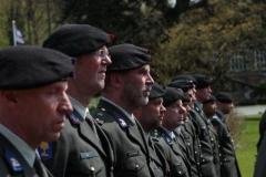 Dodenherdenking Cavalerie 03-05-2013 19