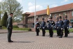 Dodenherdenking Cavalerie 03-05-2013 2