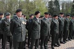 Dodenherdenking Cavalerie 03-05-2013 5