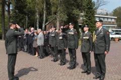 Dodenherdenking Cavalerie 03-05-2013 6