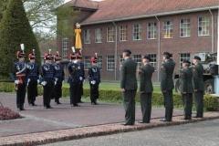 Dodenherdenking Cavalerie 03-05-2013 8