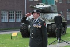 Dodenherdenking Cavalerie 03-05-2013 9
