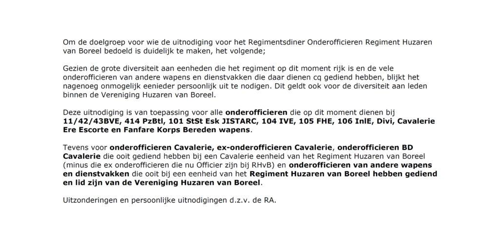 Diner du Corps OOn @ Stroe | Stroe | Gelderland | Nederland
